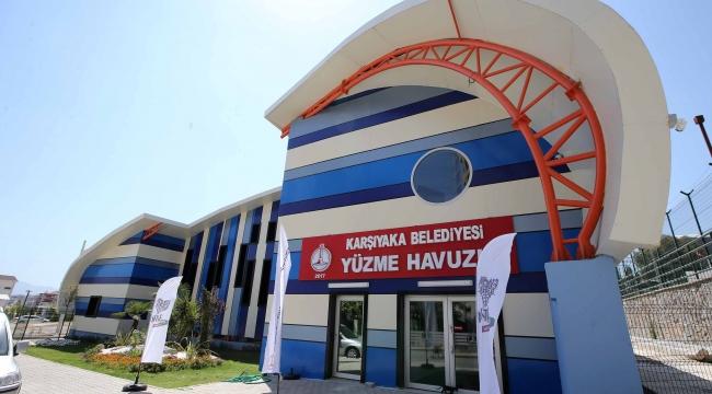Karşıyaka'ya 'Temiz Havuz' sertifikası