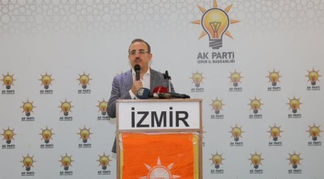 Kerem Ali Sürekli'den: Başkan Soyer'e Kıbrıs açıklaması tepkisi: Baltalamayı bırak; İzmir'e bak!