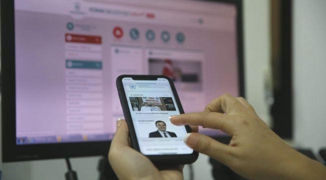 Konak Belediyesi Artık Akıllı Telefonlarda