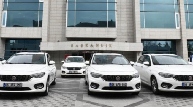 Mansur Yavaş'tan şeffaf yönetim hamlesi! Belediye araçlarının listesini yayımladı