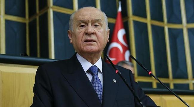 Son dakika! MHP lideri Bahçeli'den Kılıçdaroğlu tepkisi