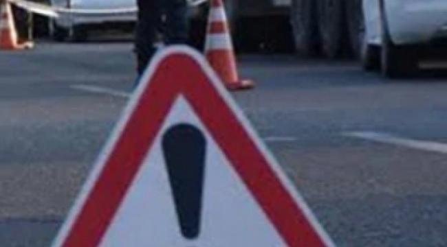 trafik kazası: 1'i asker, 2 yaralı