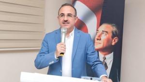 AK Parti İzmir İl Başkanı Kerem Ali Sürekli 10 Kasım mesajı