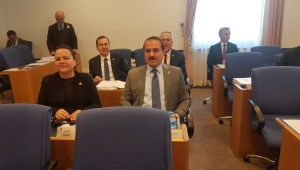 AK PARTİLİ KIRKPINAR'DAN CHP'Lİ BEKO'YA 'ŞOV' YAPMA UYARISI