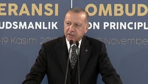 Cumhurbaşkanı Erdoğan: Bizim derdimiz 'petrol' değil, 'insan' dedik