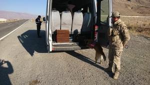 Jandarma'dan uyuşturucu uygulaması