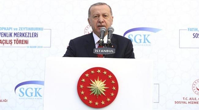 Son dakika: Erdoğan'dan EYT açıklaması! Seçimi kaybetsem bile