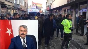 Ardahan'da Bir Kadın Elektrik Borcu Nedeniyle Kendisini ve Belediyeyi Yakmak İstedi!.