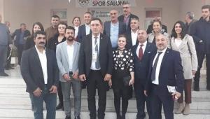 CHP Çiğli'nin kazananı Mert Özcan oldu