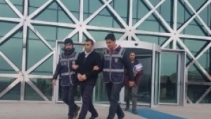 Firari mahkum Gürcistan'a kaçmak üzereyken yakalandı