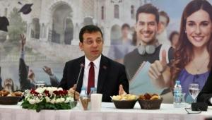 İmamoğlu 55 Üniversitenin Rektörüne Çağrı Yaptı: