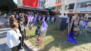 """""""Karanlıktan Aydınlığa"""" adlı sergi Efes Selçuk'ta açıldı"""