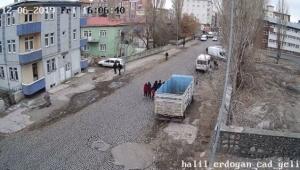 Kars'ta liseli kız öğrencisini zorla kaçırmaya çalışanlar 3 kişi yakalandı