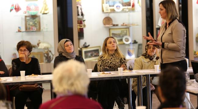 Seçilmiş kadınlar deneyimlerini anlattı