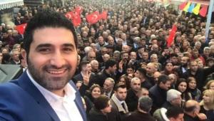 Serkan Arda Bayraklı İlçe başkanlığına aday mı ?