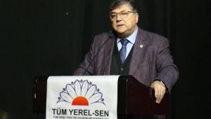 """Sındır, """"Kanal İstanbul Bahane, topraklarımız Katarlılara Şahane"""""""