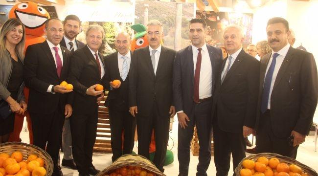 Travel Turkey'de Menderes Standına Yoğun İlgi