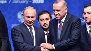 Erdoğan ve Putin ikinci kez görüştü