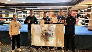 Kemalpaşa Belediyesi sporcuları Antalya'dan madalya ile döndü