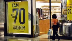 Mağazalarda artık en fazla yüzde 50 indirim uygulanacak