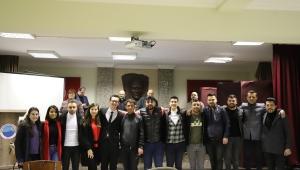 Menderes'te Gençler ve Kadınlar Başkanını Seçti