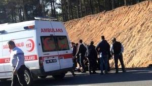 Trafik kazası: 26 yaralı