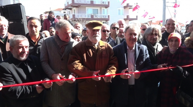 Başkan Mustafa İduğ dördüncü pazaryerini açtı