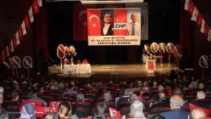 Bilecik'te CHP il Başkanı Metin Yaşar 4 kez güven tazeledi