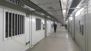 Çin, 'korona' hastanesini 10 günde inşa etti