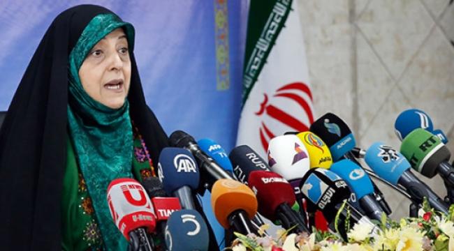 İran Cumhurbaşkanı Yardımcısı Ebtekar, korona virüsüne yakalandı