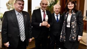 Nea Smirni ile İzmir arasındaki ilişki güçlenecek