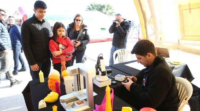 Ücretsiz '3D Tasarım ve Yazıcı Eğitimleri' başlıyor