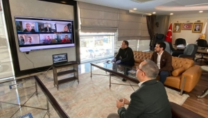 AK Parti İzmir'de Corona mesaisi! 'Wahtsapp Hattı' ile 'İhtiyaç ve Yönlendirme Ekibi' devrede