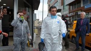 Ardahan Belediyesi korona virüs riskine karşı önlemlerini arttırdı