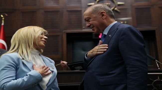 İYİ Parti'den istifa eden Tuba Vural Çokal ve 5 Belediye Başkanı AK Parti'ye geçti