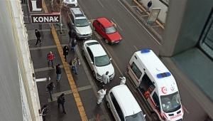 Kars'a geldiği tespit edilen Çin uyruklu bir kişi sağlık ekiplerince gözetim altına alındı.