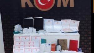Tefecilik operasyonu 6 kişi, gözaltına alındı.