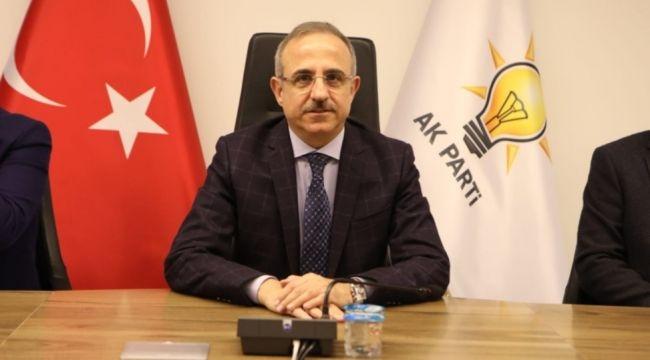 """AK Parti İzmir İl Başkanı Kerem Ali Sürekli; """"En büyük gücümüz, sağlık alt yapımız ve çalışanlarımız"""""""