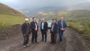 Ardahan'ın bir köyü corona vürüs nedeniyle karantinaya alındı