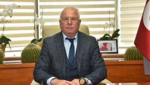 Başkan Rıdvan Karakayalı Bir aylık maaşını bağışladı