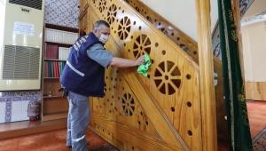 Buca'da camiler pandemi sonrasına hazır