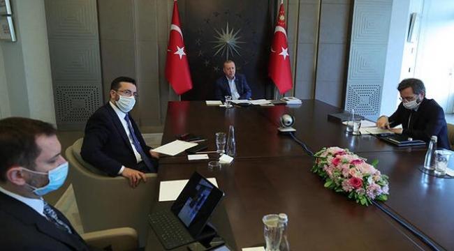 Erdoğan, teşkilata talimat verdi: 2023 seçimlerine kadar durmak yok