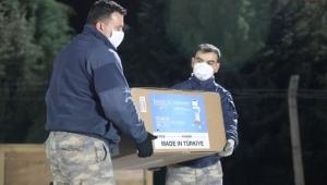 Türkiye'de üretilen solunum cihazları Somali'ye nefes olacak