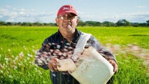 Çiftçiye ücretsiz arazi
