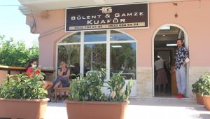 Alçatının en iyi kuaförü Bülent&Gamze Kuaför