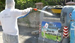 Çiğli'de haşereyle etkin mücadele