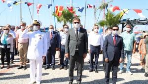 Denizcilik ve Kabotaj Bayramı Urla'da Kutlandı