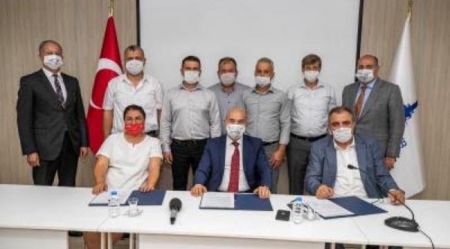 """İzmir'de 153 bin 500 çocuğa süt """"Projeyi daha da büyüttük, şimdi ise çeperlere yayıyoruz"""""""