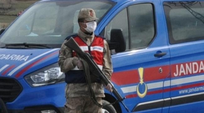 Kağızman Şaban Köyü karantinaya alındı