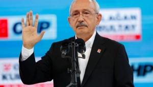 Kemal Kılıçdaroğlu yeniden CHP Genel Başkanlığı'na seçildi